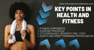 KEY POINTS IN HEALTH AND FITNESS